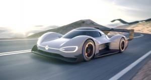 Direction la France pour la Volkswagen ID R Pikes Peak