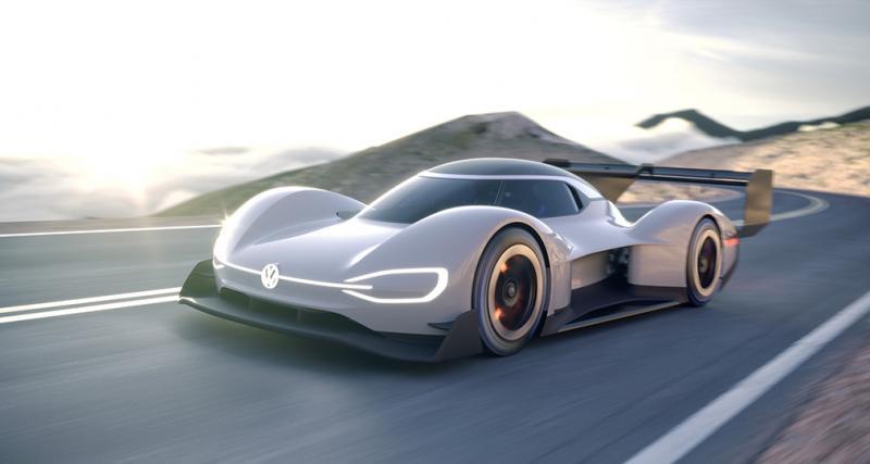 Direction la France pour la Volkswagen ID R Pikes Peak