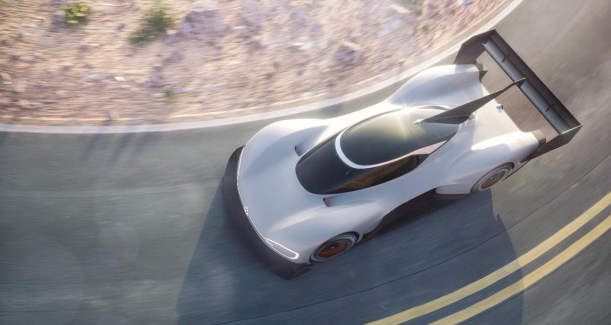 Volkswagen ID R Pikes Peak : suivez la présentation en direct