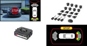 Phonocar commercialise un kit de radars de stationnement innovant avec affichage vidéo