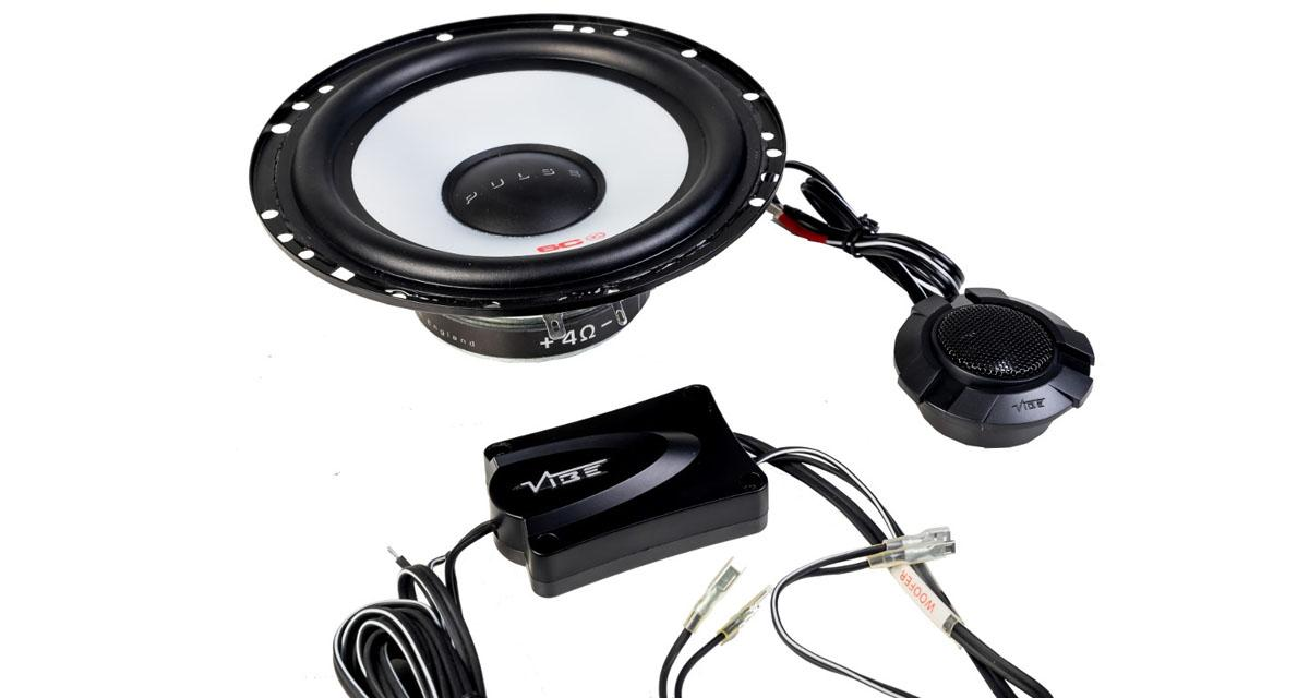 Vibe Audio commercialise une nouvelle gamme de haut-parleurs à petits prix