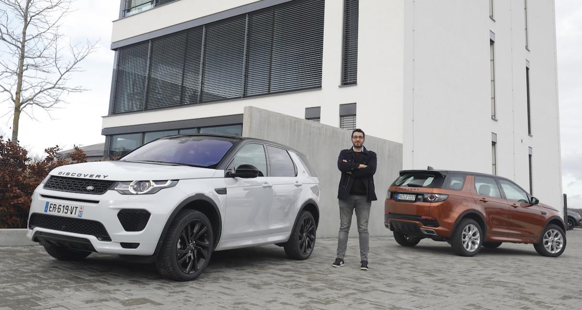 Essai Land Rover Discovery Sport 2.0 SD4240 HSE : compagnon de fortune