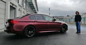 Essai BMW M5 : brutalité domptée