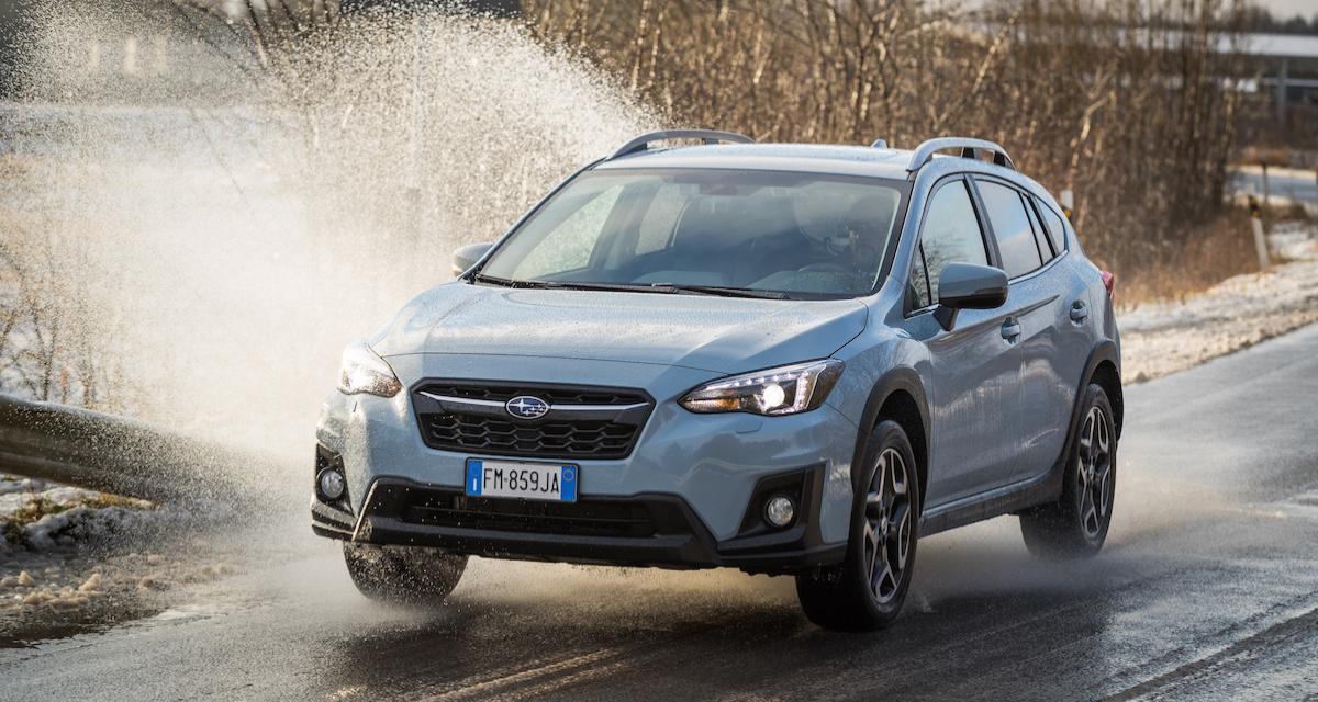Essai Subaru XV 2018: sur sa planète