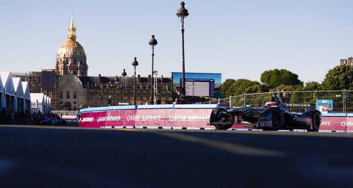 Formule E : comment suivre le ePrix de Paris à la télévision ?