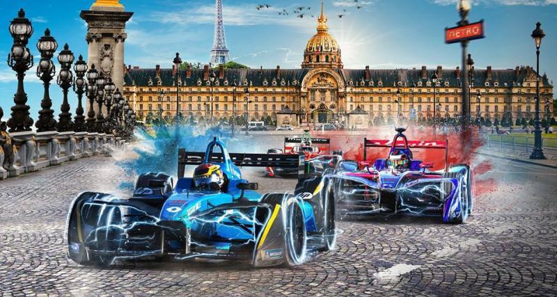Formule E : les routes à éviter durant l'ePrix de Paris