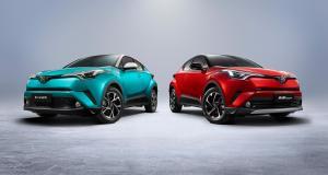 Toyota C-HR : bientôt en électrique pour la Chine… et l'Europe ?