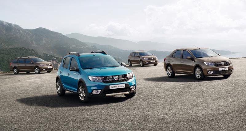 Des roues défectueuses détectées sur les Dacia Logan et Sandero