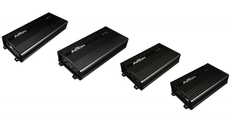 Axton dévoile une nouvelle gamme d'amplis Classe D offrant un rapport prix/puissance attractif
