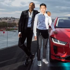 Jaguar I-Pace : présentation en grande pompe à Paris en marge de l'ePrix