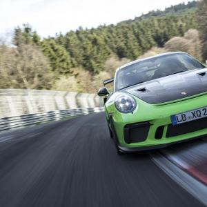 Chevrolet a aidé Porsche à battre le record de la 911 GT3 RS sur le Nürburgring
