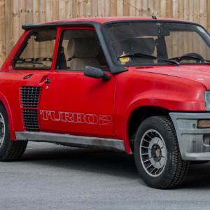 Envie d'une Renault 5 Turbo 2 pour pas (trop) cher ? C'est le moment !
