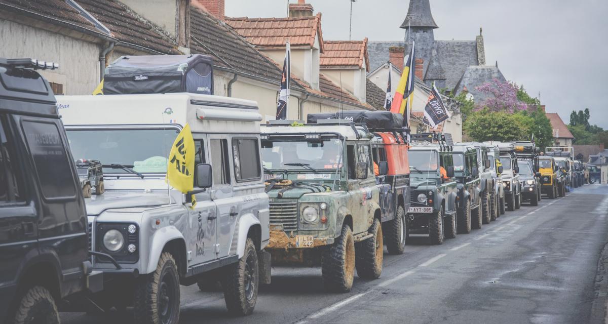 Jubilé Land Rover: l'hommage d'une communauté à un modèle de légende