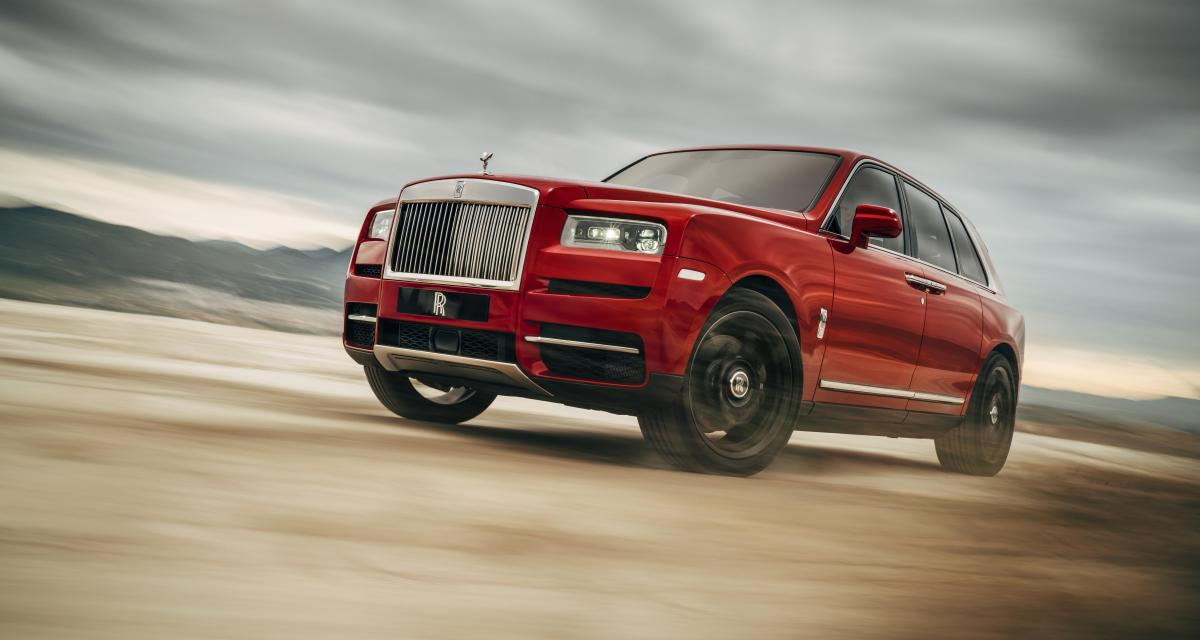 Rolls-Royce Cullinan : le bon, la brute et l'endurant