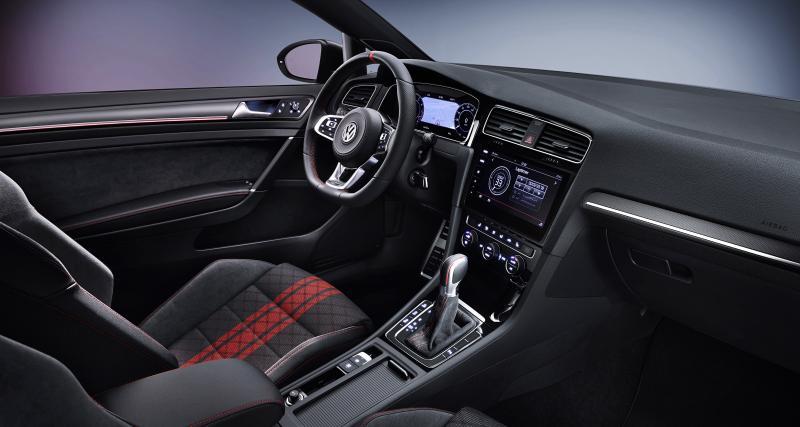 Volkswagen Golf GTI TCR : 290 ch bientôt sur route ouverte ?