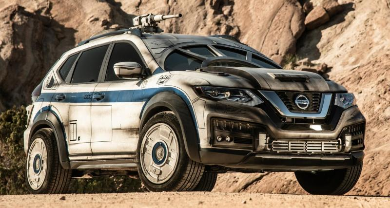 Star Wars : Nissan remet ça pour la sortie de Solo