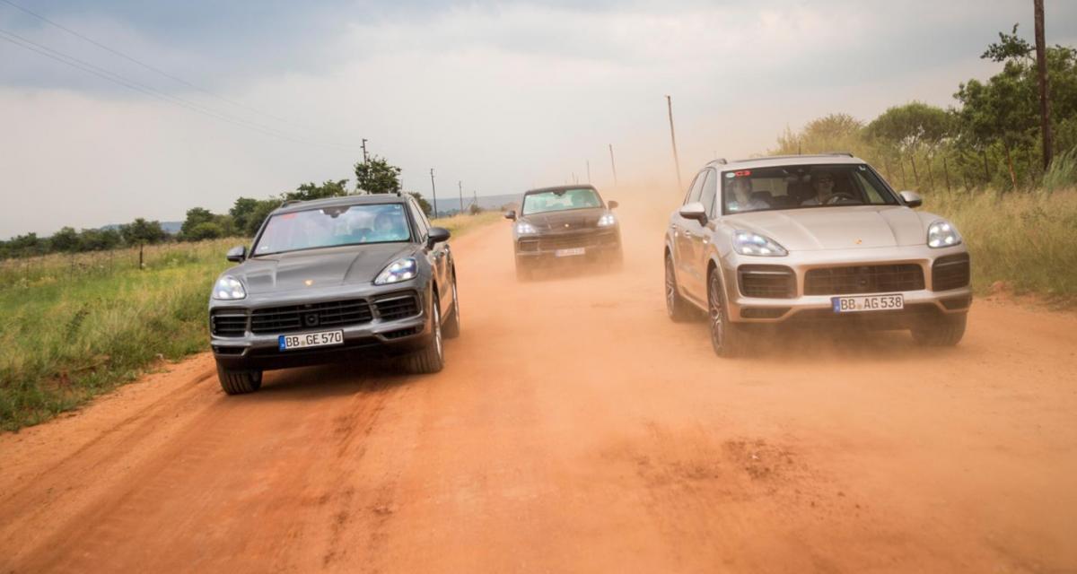 Guide d'achat : quelle concurrence pour le Porsche Cayenne E-Hybrid ?
