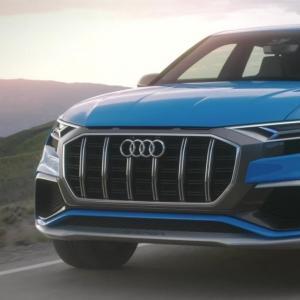 Audi Q8 : une mini-série pour la présentation