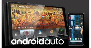 Les autoradios multimédia Kenwood 2018 sont déjà prêts pour Android 9