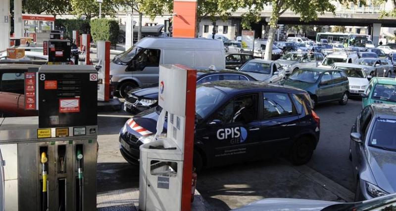 Les prix des carburants encore à la hausse, y compris le Diesel