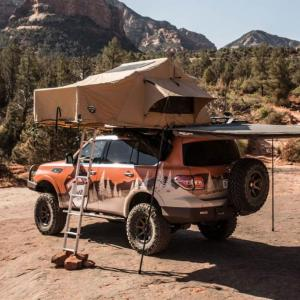 Nissan Armada Mountain Patrol : le roi de la montagne