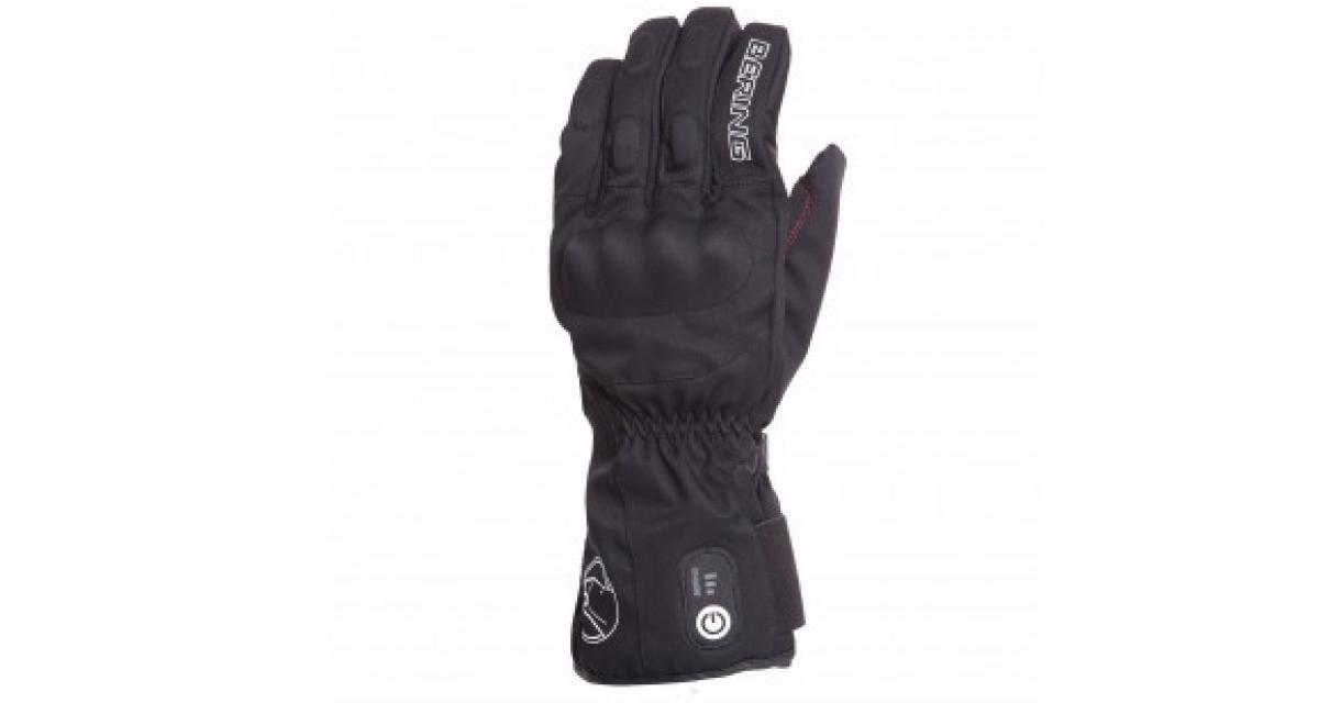 Rappel : des gants nommés Vesuvio beaucoup trop bouillants