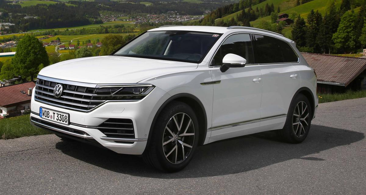 Essai Volkswagen Touareg : esprit premium par le confort