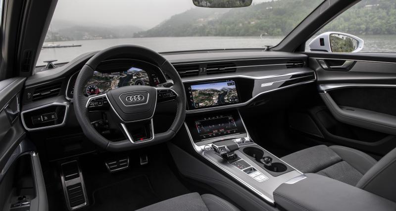 Ambiance de concept-car