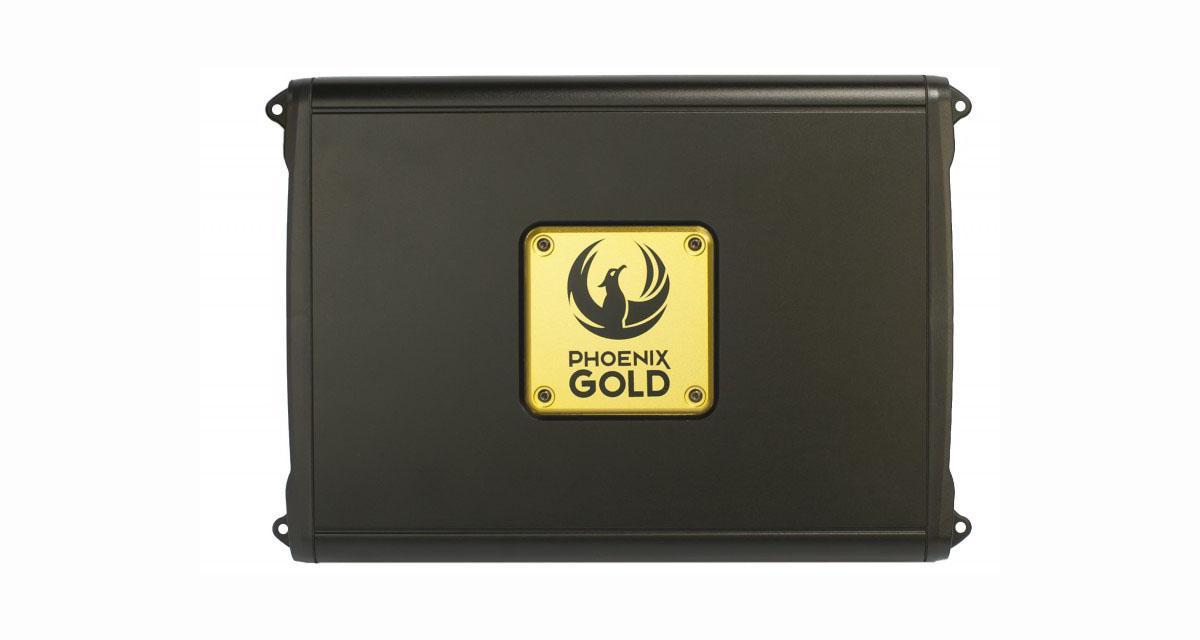 Phoenix Gold commercialise sa nouvelle gamme d'amplis RX2
