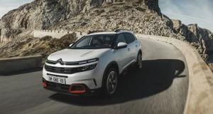 Citroën C5 Aircross : la version française en photos