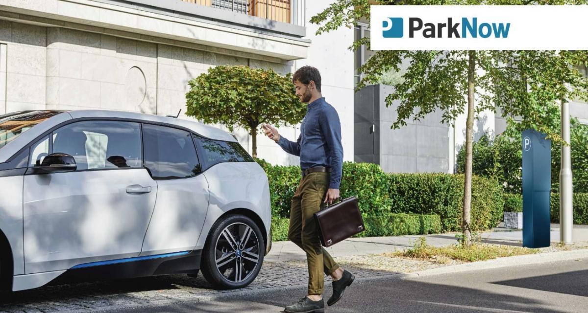 Stationnement à Paris : le paiement dématérialisé grâce à ParkNow
