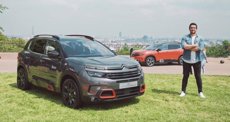 Citroën C5 Aircross : nos impressions à bord