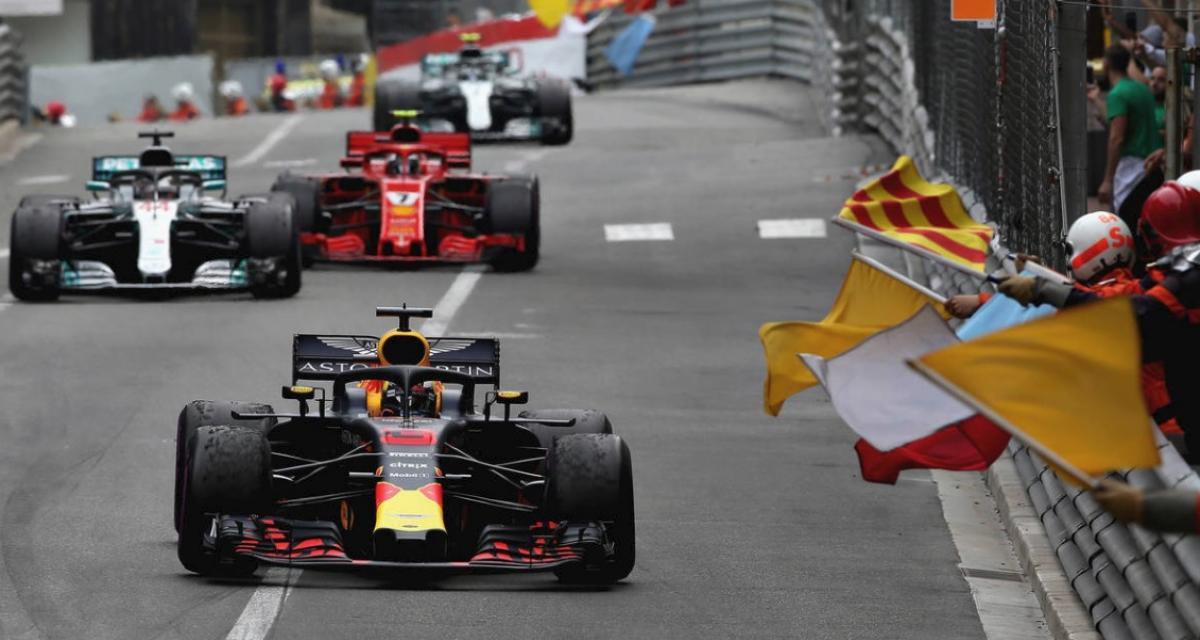 F1 - GP de Monaco : Ricciardo impérial et un top 10 très français