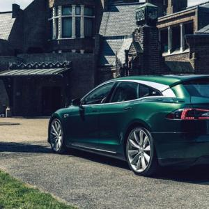 Tesla Model S Shooting Brake : folie néerlandaise