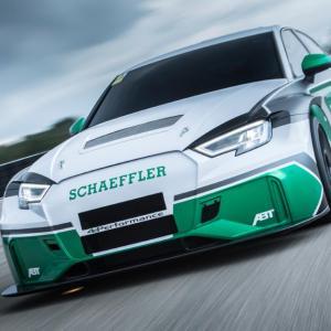 Schaeffler 4ePerformance: ou une Audi RS3 électrifiée par 4 Formule E!