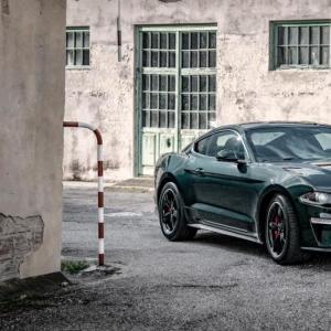 Ford Mustang Bullit : la star de cinéma nécessite un gros cachet