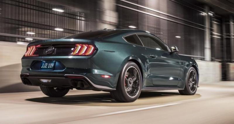 Chère pour une Mustang, mais abordable pour une sportive