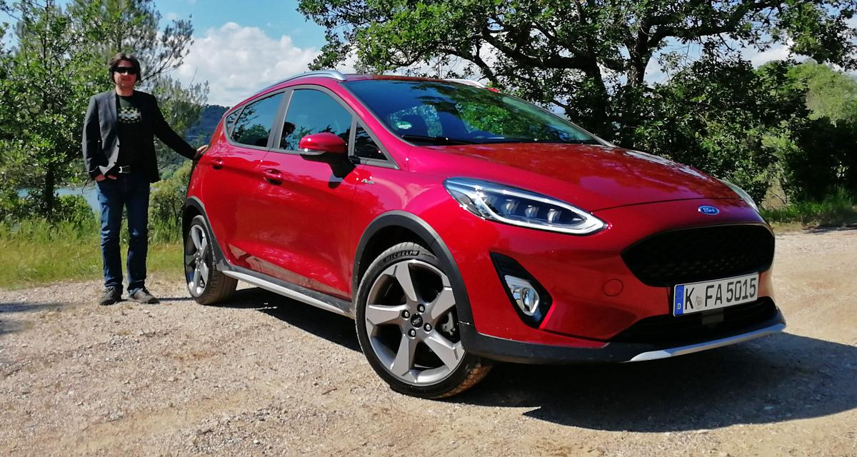 Essai Ford Fiesta Active : pour la jungle urbaine