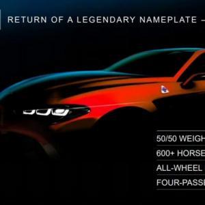 Alfa Romeo : il y aura un coupé hybride GTV de 600 ch