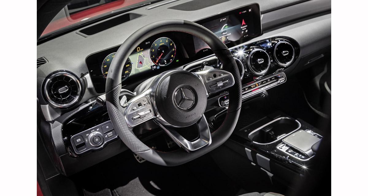 Nuance Dragon Drive équipe le système multimédia de la nouvelle Mercedes Classe A 2018