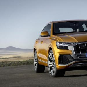 Audi Q8 : pas vraiment coupé mais très décalé