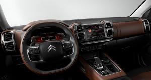 Android Auto, CarPlay, commande vocale, caméra DVR, la nouvelle C5 Aircross disposera des dernières technologies multimédia