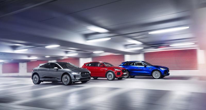 Les prochaines Jaguar et Land Rover bénéficieront d'une solution de connectivité cellulaire Transatel