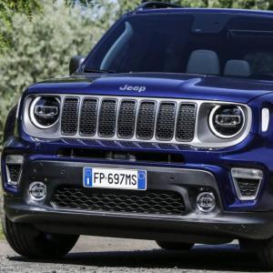 Jeep Renegade 2019 : le restylage dévoilé