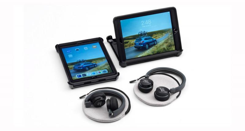 Subaru commercialise une nouvelle option de divertissement pour les passagers arrière