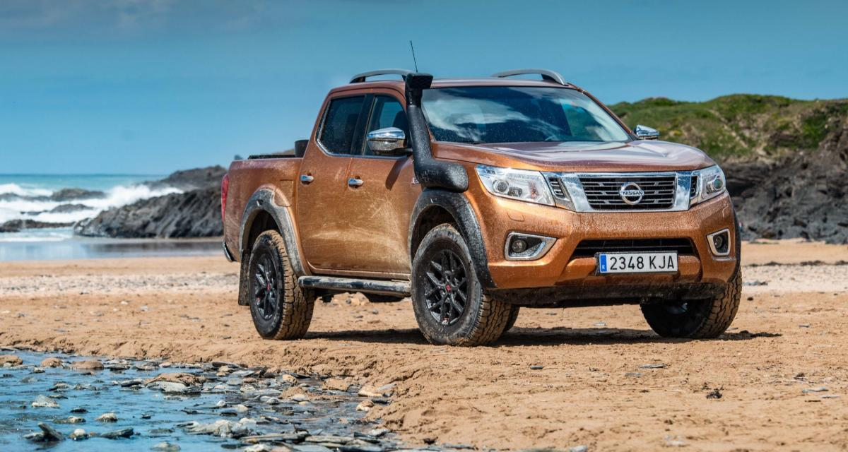 Nissan Navara AT32 : pickup tous risques