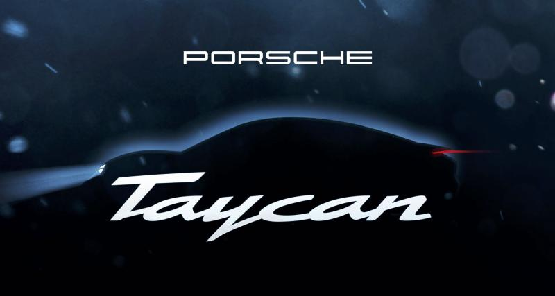 Porsche Mission E : l'électrique s'appellera Taycan