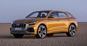 Guide d'achat : l'Audi Q8 face à la concurrence interne