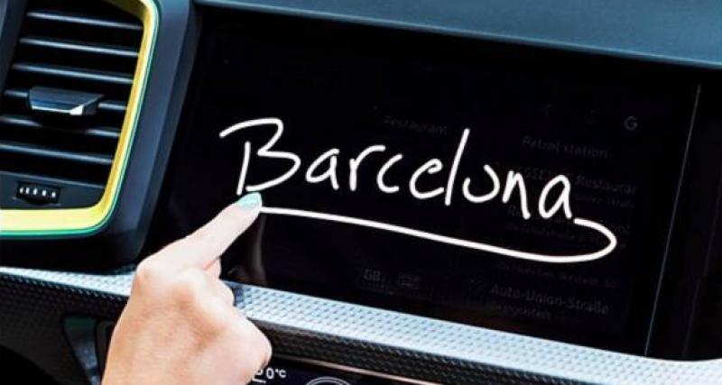 La nouvelle Audi A1 nous donne rendez-vous à Barcelone