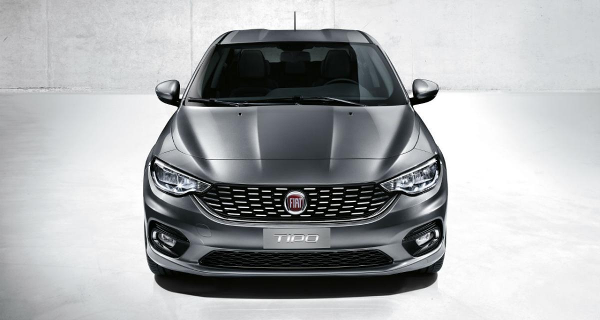 Fiat Tipo Tip Top : comme son nom l'indique